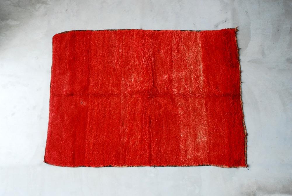 "MOROCCAN RUG(モロッコラグ) ""ムーリルト  / W175cm × H244cm MR-035"""