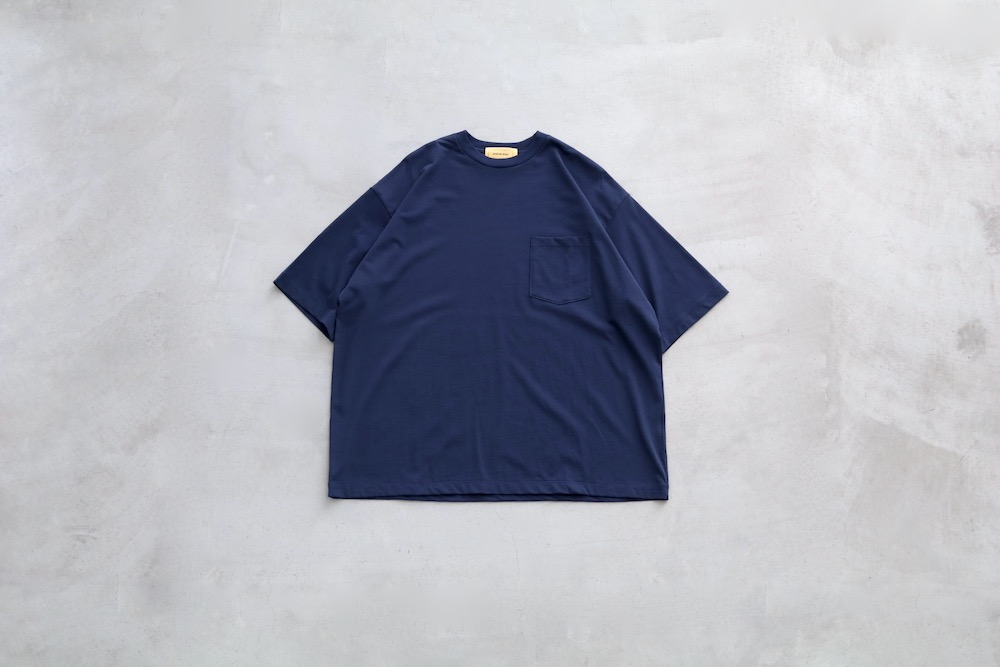 """SEVEN BY SEVEN (セブンバイセブン) """"POCKET TEE S/S - Tchnorama -"""""""