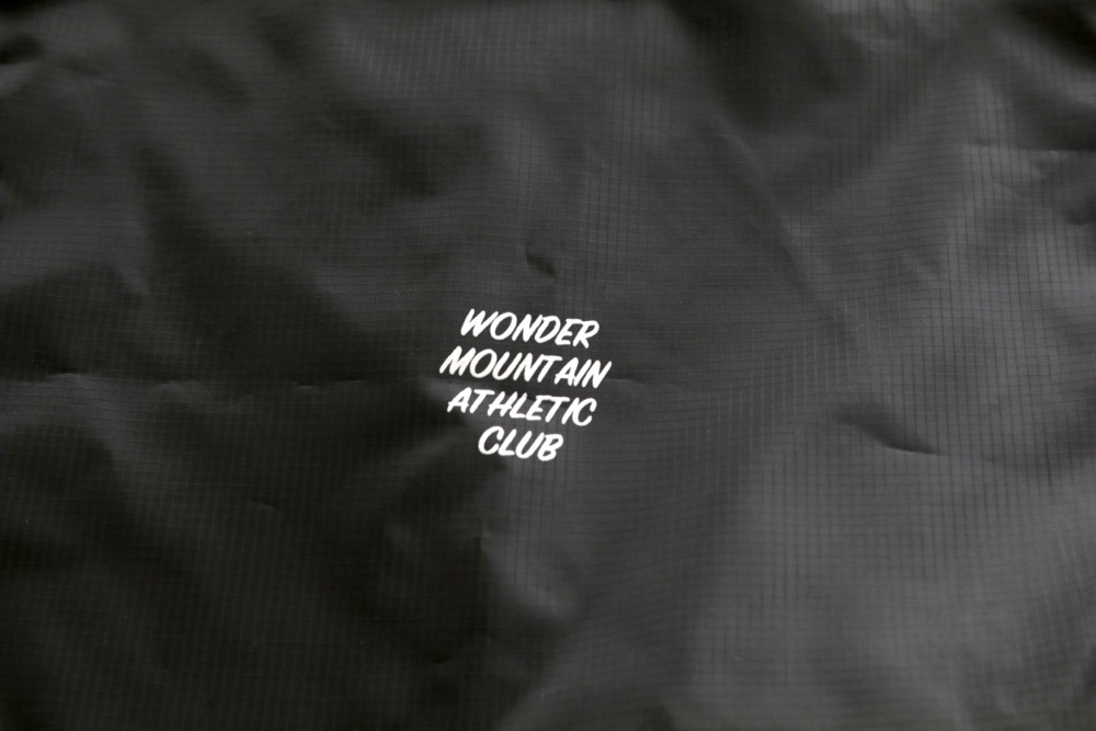 "WONDER MOUNTAIN ATHLETIC CLUB(ワンダーマウンテン アスレチック クラブ) ""Playing Bag"""