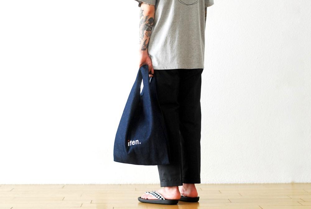"""itten.(イッテン) """"Grocery bag"""""""