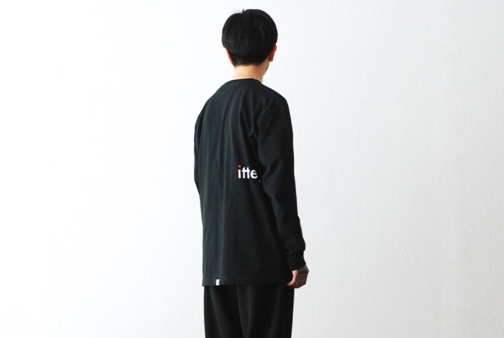 """[unisex]itten.(イッテン) """"itten 19 """"CM"""" Tee L/S"""""""