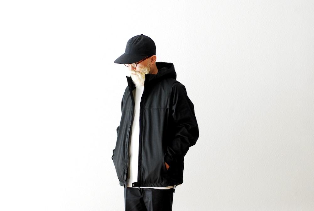 "[limited]itten. × KOSUKE KAWAMURA (イッテン× 河村康輔) ""itten 00 NC Parker"""