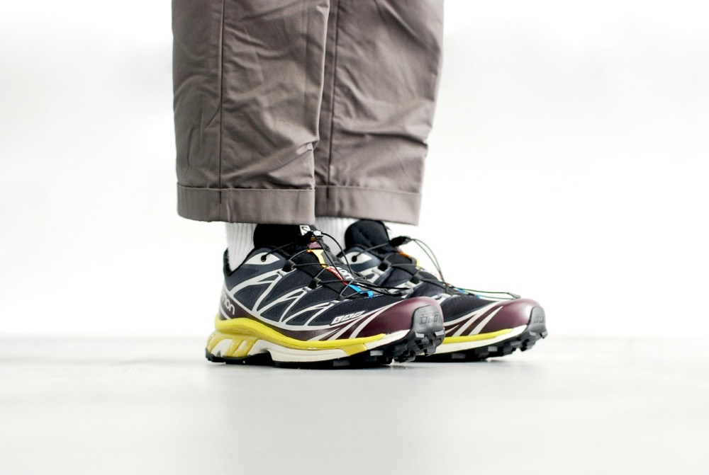 "SALOMON ADVANCED(サロモン アドバンス) ""XT-6 ADV - INDIA INK/LUNAR ROCJ/MAVERICK -"""