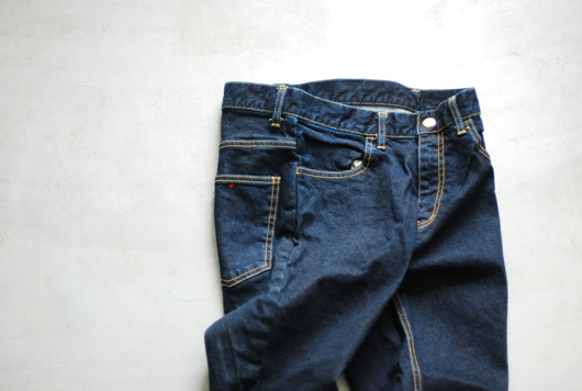 """TD by itten. (ティーディー バイ イッテン)""""Everybody's 5pocket pants-JOHANNES-O/W"""""""