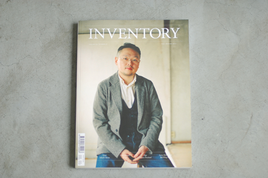 Inventory Magazine Issue 7 FALL/WINTER 2012