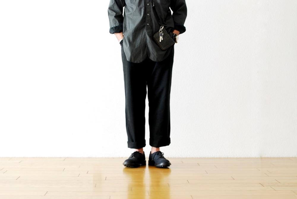 """itten.(イッテン) """"itten 16 Standard Trousers"""""""