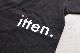 "itten.(イッテン) ""itten 19 ""C"" Tee"""