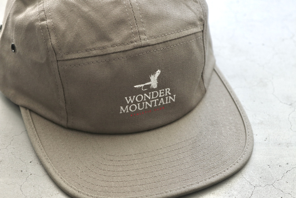 "WONDER MOUNTAIN ATHLETIC CLUB(ワンダーマウンテン アスレチック クラブ) ""Jet Cap No.05"""