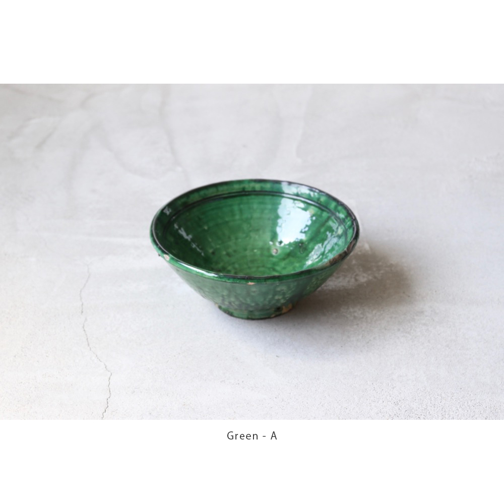 """[20%Off coupon対象]LIGHT YEARS(ライト イヤーズ) """"Morocco Pottery - BOWL - L"""""""