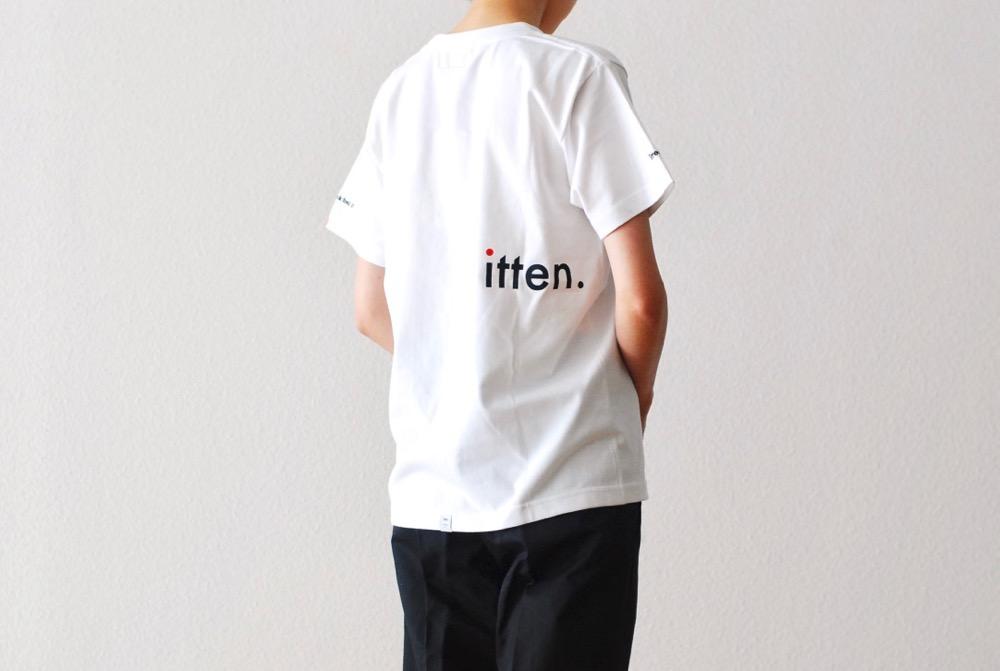 "itten.(イッテン) ""itten 19 ""CM"" Tee"""