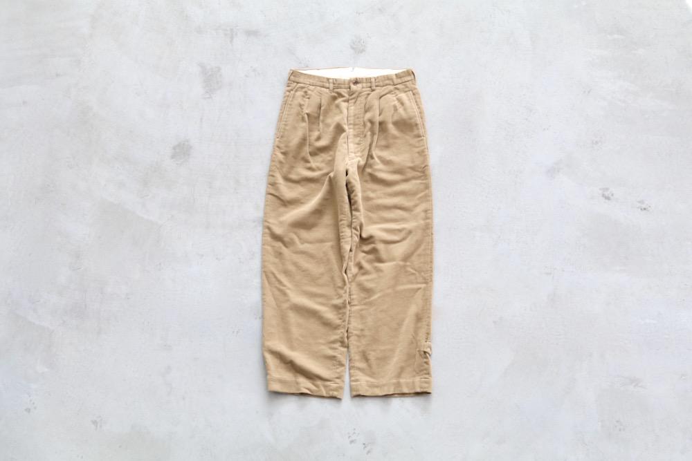 """[unisex]itten.(イッテン) """"itten 77 Cycle Pants"""""""