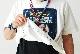 "[SPECIAL]Porter Classic(ポータークラシック) ""DISNEY FANTASIA PORTER CLASSIC NEWTONCOLLECTION BANDANA T-SHIRT"""