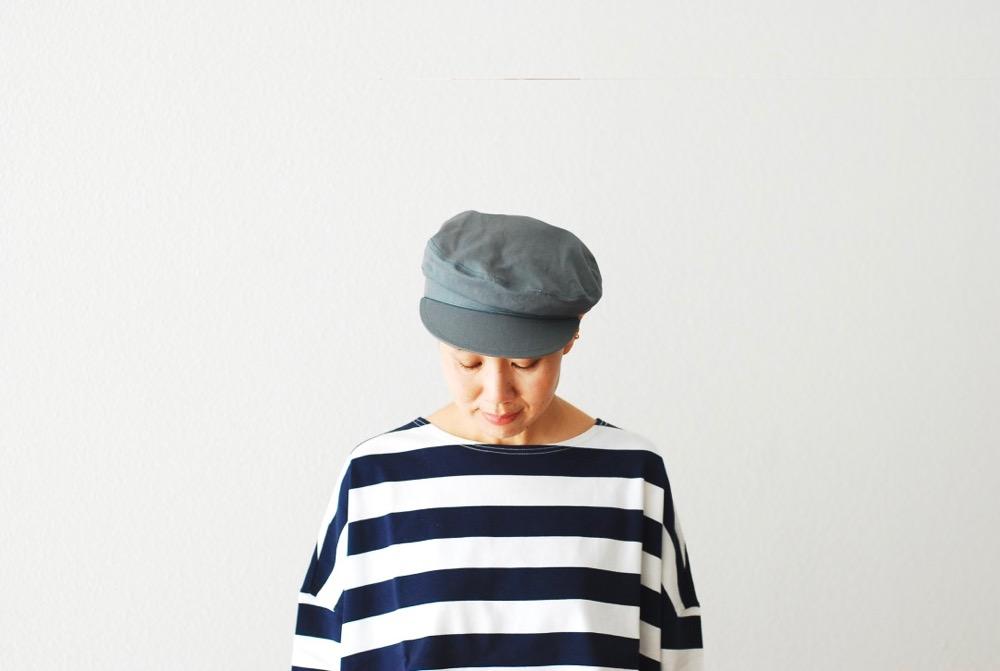 "[unisex]KIJIMA TAKAYUKI(キジマ タカユキ) ""Casquette -W-202626-"""