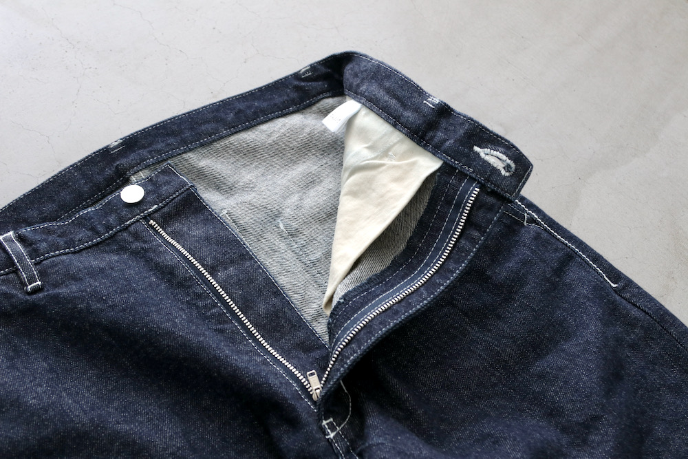 """itten. (イッテン)""""itten 06 Five Pocket Denim Pants -Selvedge denim-"""""""