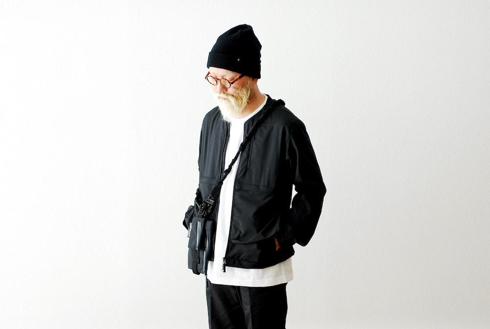 """[再入荷]Poutnik The Urban Traveler by Tilak(ポートニック) """"Blade Jacket"""""""
