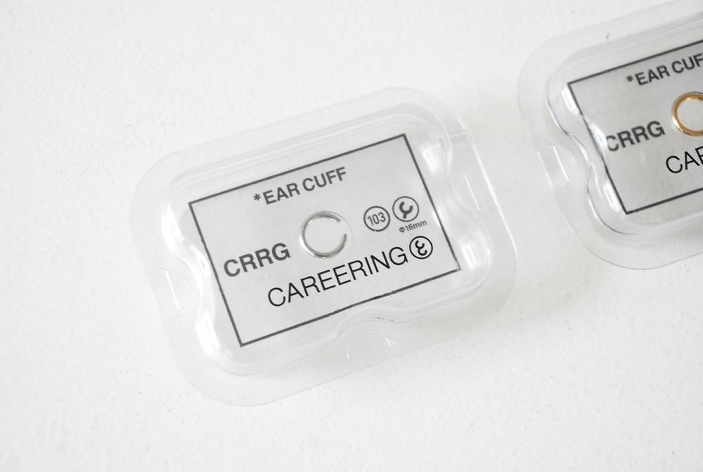 """[unisex] CAREERING (キャリアリング) """"EAR CUFF 103"""""""