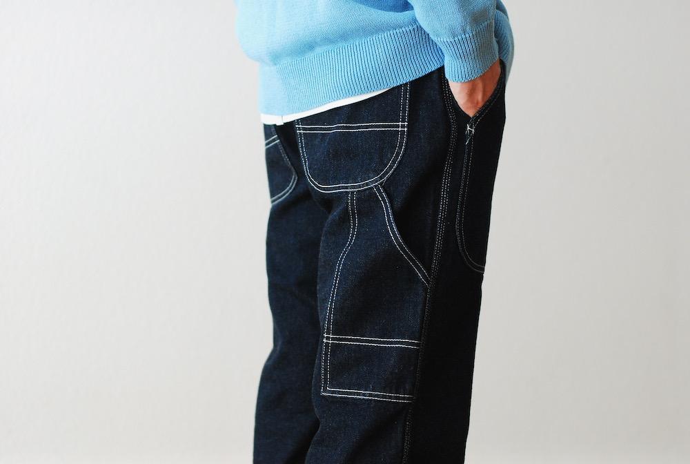 """TD by itten.(ティーディー バイ イッテン) """"itten 16 Painter Pants - Denim"""""""