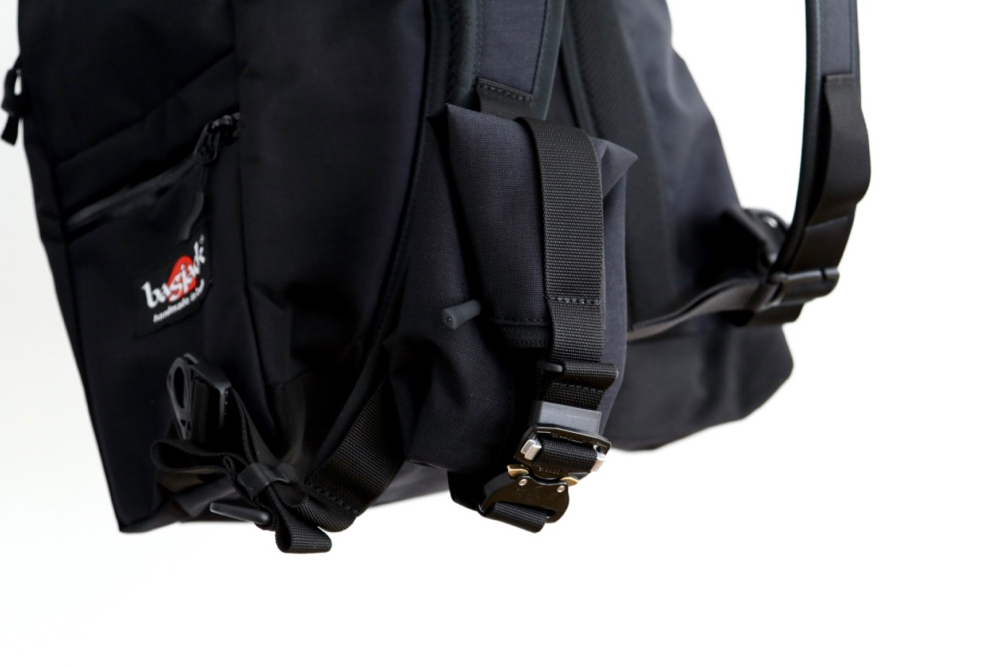 """Bagjack(バッグジャック)""""TCL Cable Pourch - black"""""""