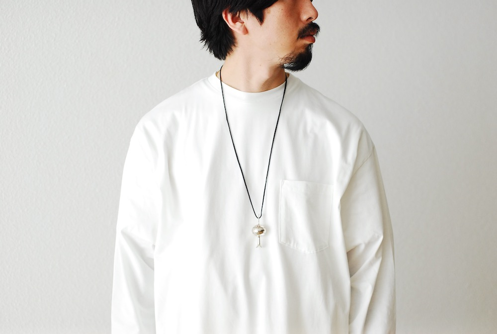 """SEVEN BY SEVEN (セブンバイセブン) """"POCKET TEE L/S - Tchnorama -"""""""