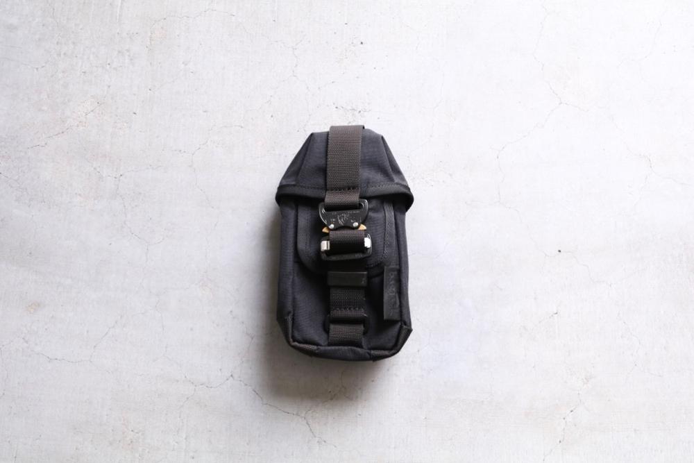 "Bagjack(バッグジャック)""TCL HNTR Pourch - black"""