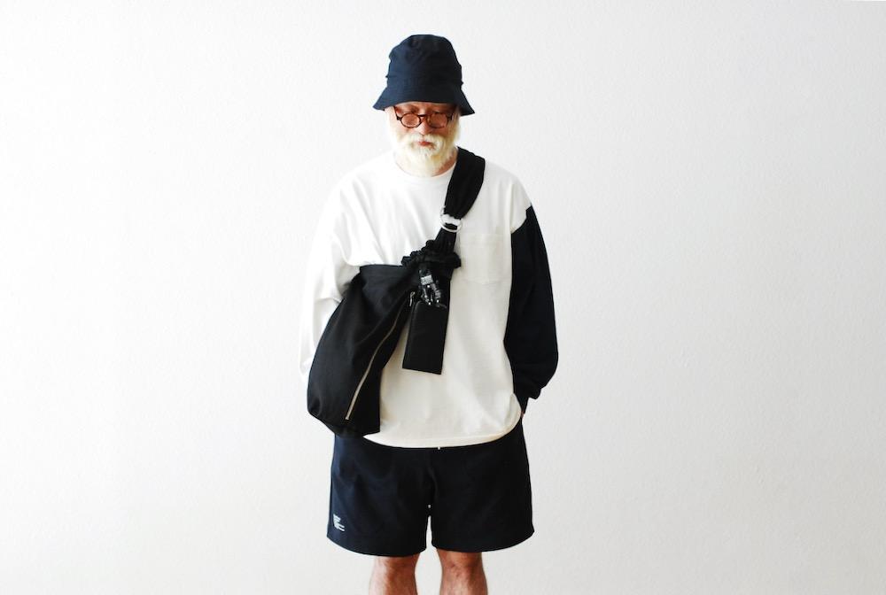 "【EXCLUSIVE / W.M 復刻別注】 KAPTAIN SUNSHINE(キャプテンサンシャイン) ""West Coast Long Sleeved Tee"""
