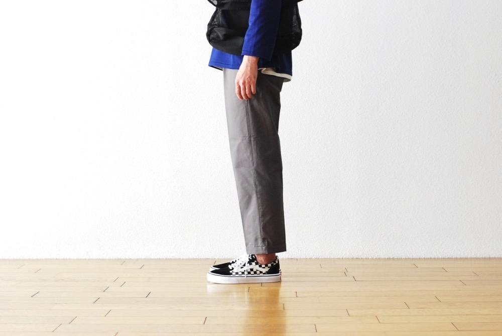 """[unisex]itten.(イッテン) """"itten 16 Old Style Trousers"""""""