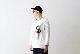 "[unisex]itten.(イッテン) ""TAVISTOCK Shirts""No.2"