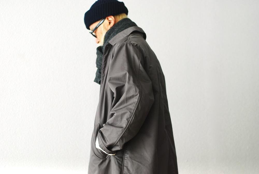 """itten.(イッテン) """"itten 16 Bal Collar Coat"""""""