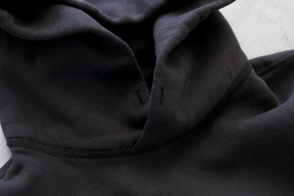 """【WOMEN'S】TOUJOURS(トゥジュー)""""Parka - BACK BRUSHED AUTHENTIC COTTON SWEAT"""""""