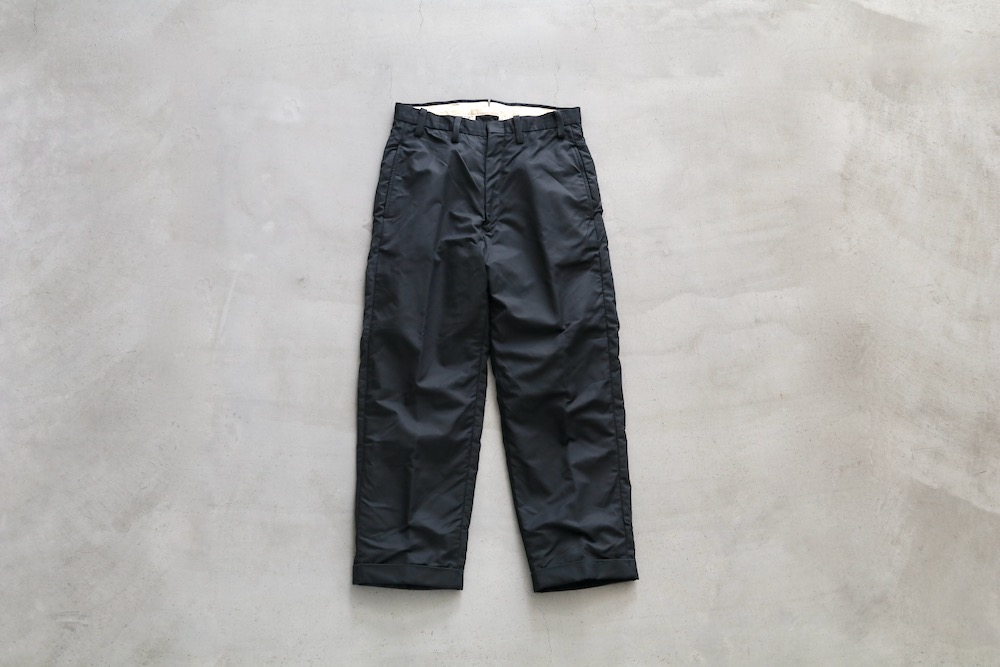 "[unisex]itten.(イッテン) ""itten 16 Old Style Trousers - with a liner -"""