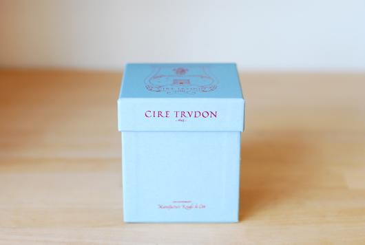"CIRE TRUDON (シール トゥルードン) ""CLASSIC SCENTED CANDLE"""