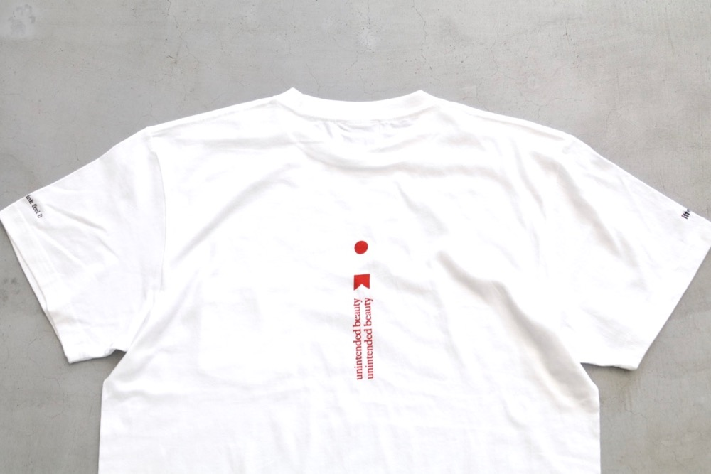 "[unisex]itten.(イッテン) ""itten 60 ""UB"" Pocket Tee"""