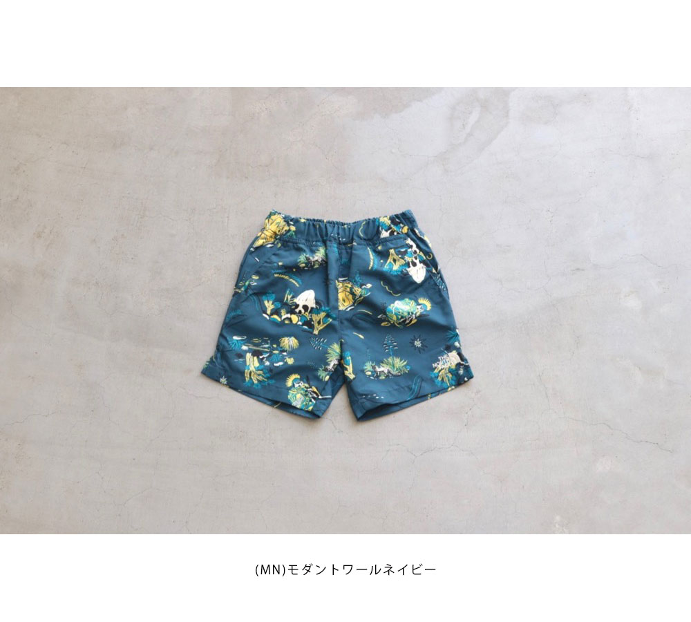 "[kid's]THE NORTH FACE (ザ ノース フェイス) ""Novelty Water Shorts"""