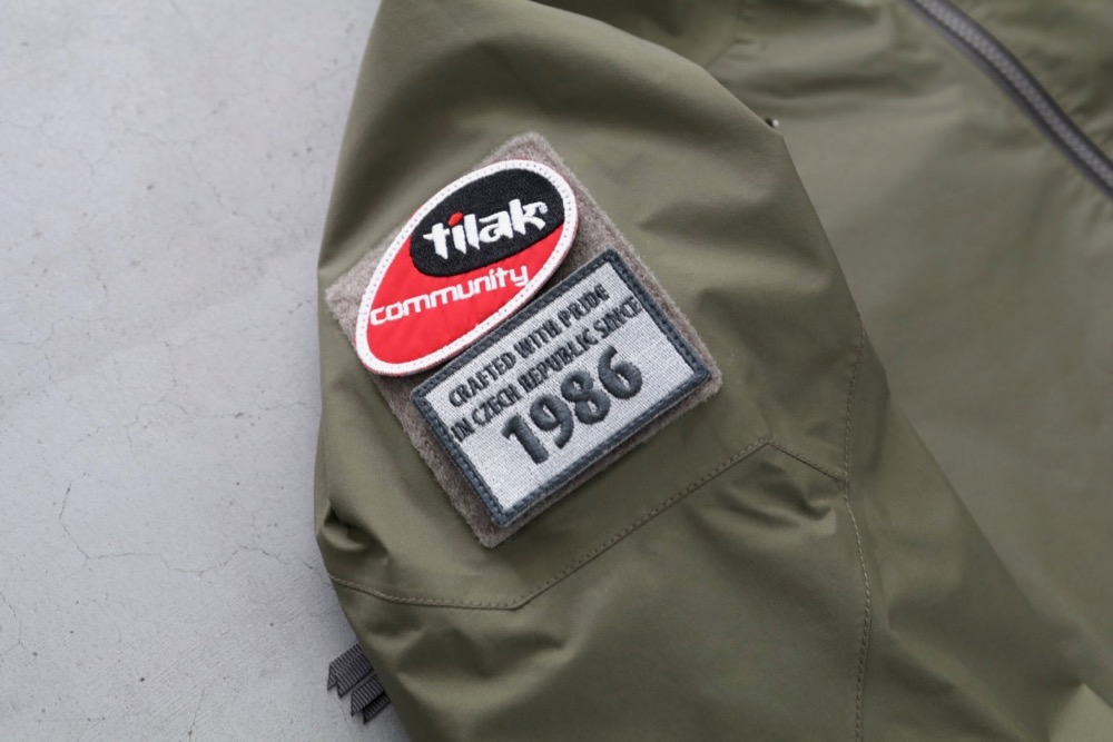 """Tilak(ティラック) """"Stinger MiG Jacket"""""""