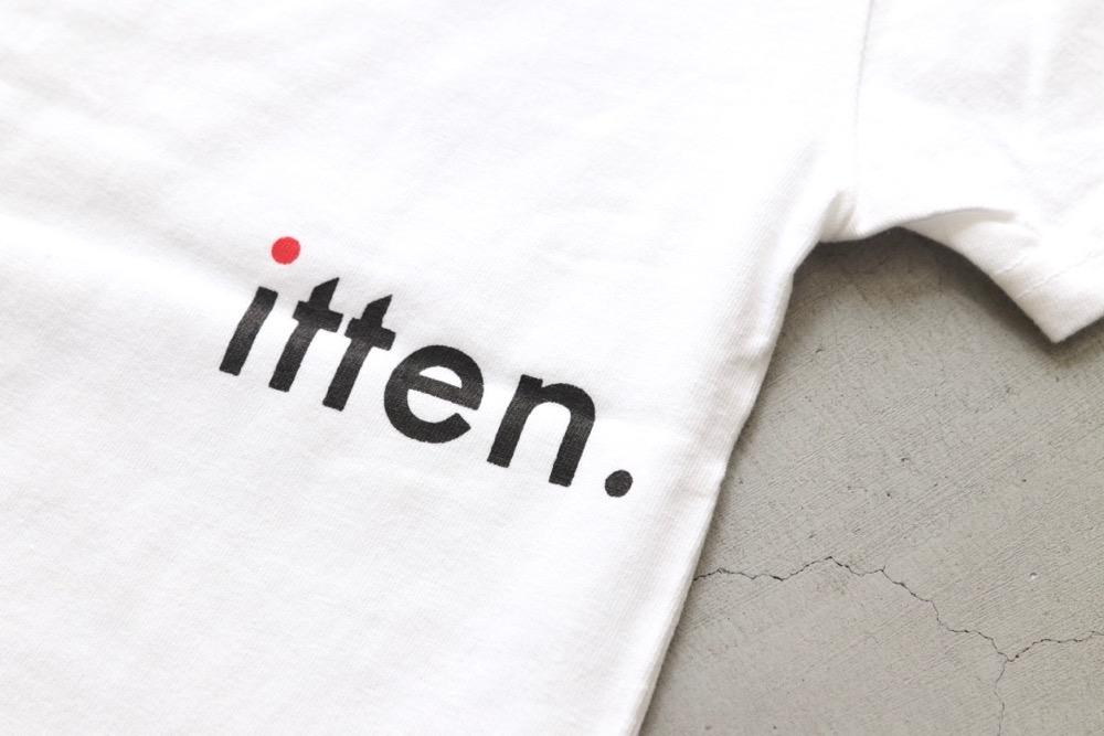 "【KIDS】itten.(イッテン) ""itten 19 ""C"" Tee"""