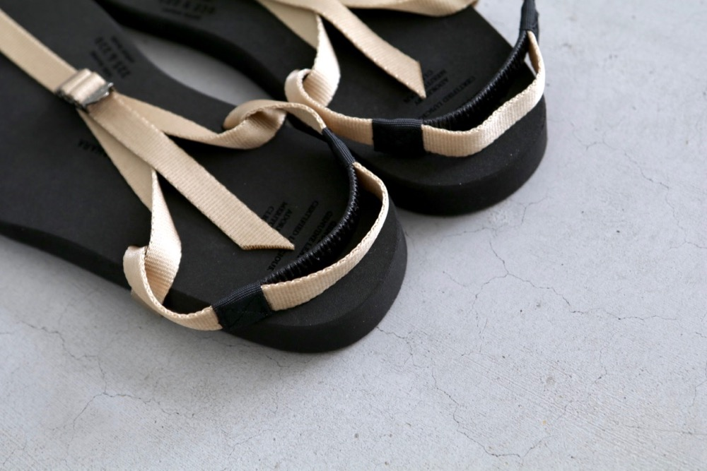 "[WOMEN'S]BEAUTIFUL SHOES(ビューティフル シューズ)""BAREFOOT SANDALS(THICK SOLE)"""