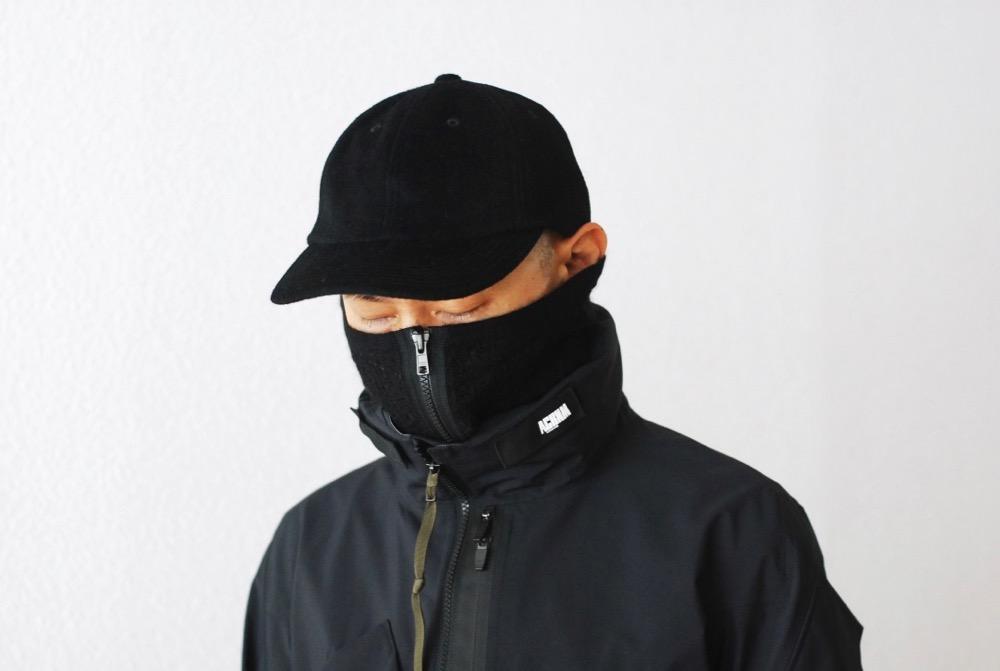 "ACRONYM(アクロニウム) ""NG4-AK Zippered Cashllama Neck Gaiter"""