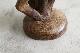 "African Crafts (アフリカ工芸品) ""トンガ族 スツール TS373"""