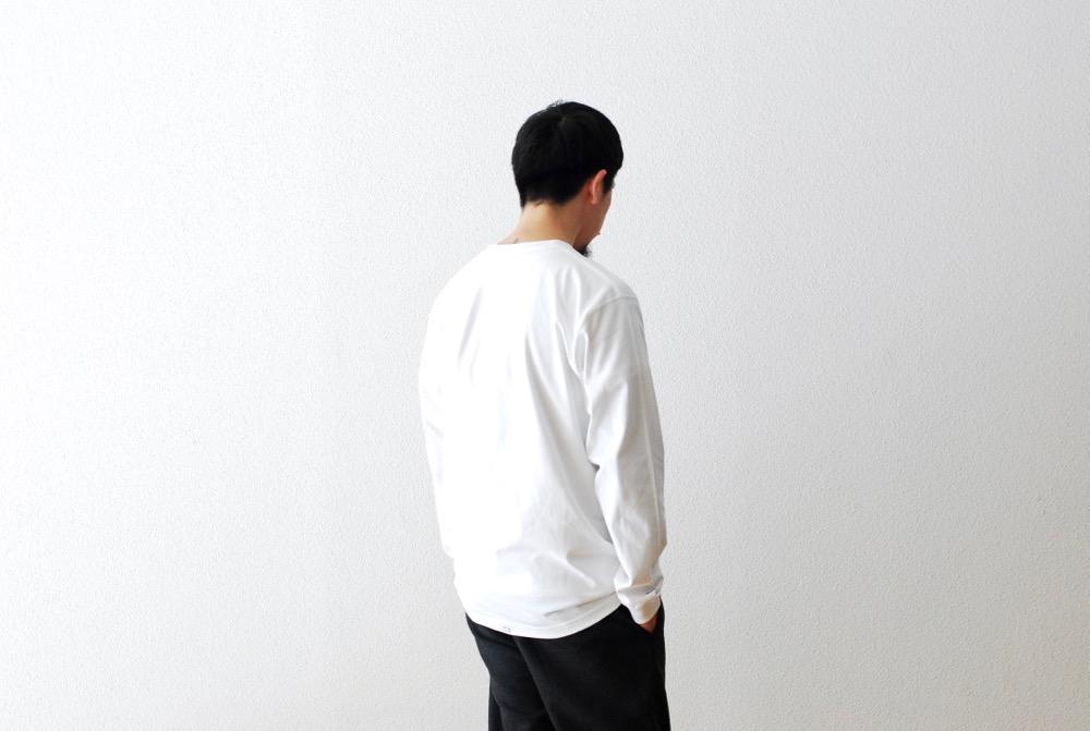 """[unisex]itten.(イッテン) """" i """" Tee L/S"""""""