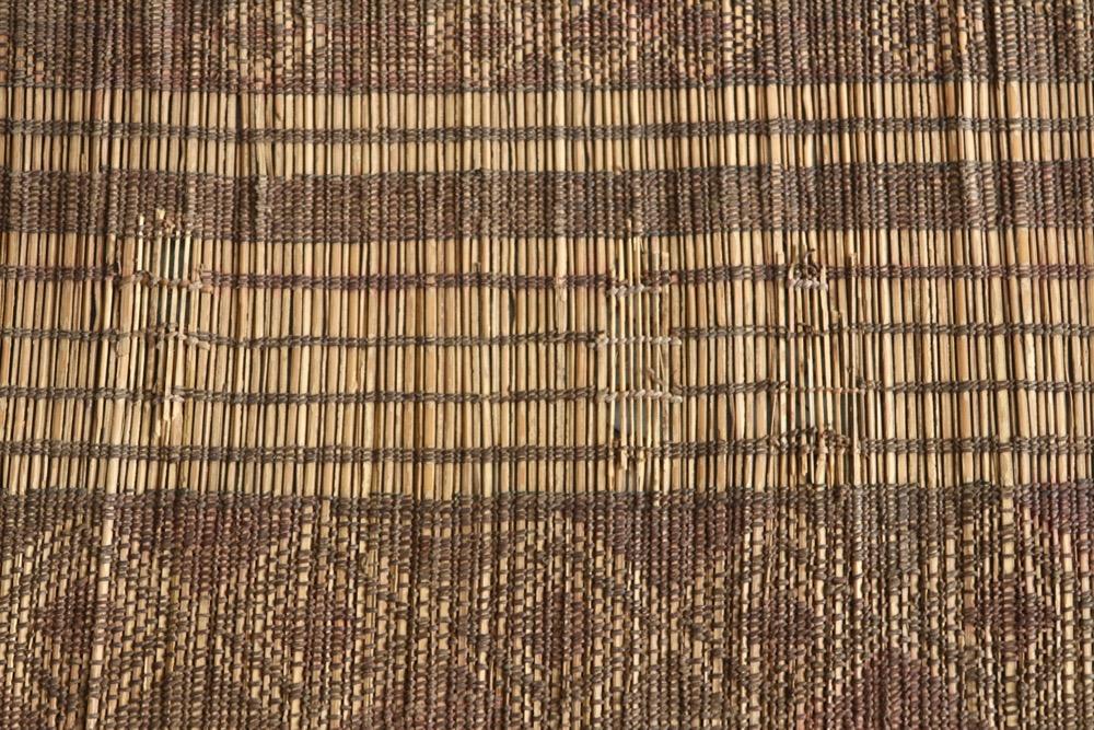 """African Crafts (アフリカ工芸品) """"サハラマット - 002"""""""
