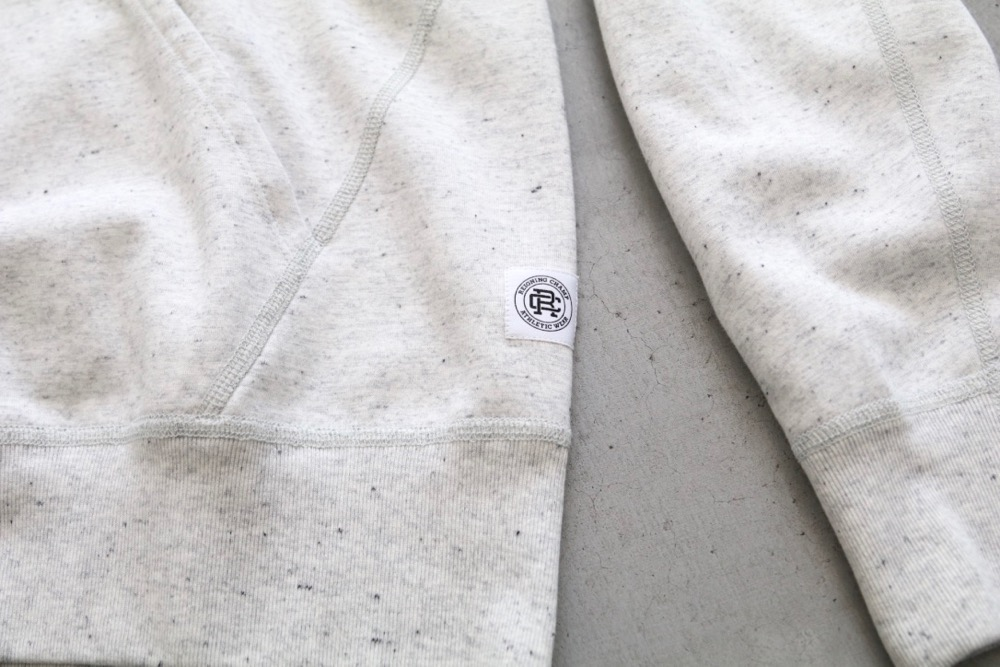 """REIGNING CHAMP (レイニングチャンプ) """"BONDED JERSEY PULLOVER HOODIE RC-3688"""""""