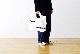 "TOUJOURS(トゥジュー) ""Hand Knit Crochet Tote Bag (Large) - Fine Cotton Tape Yarn Knit"""