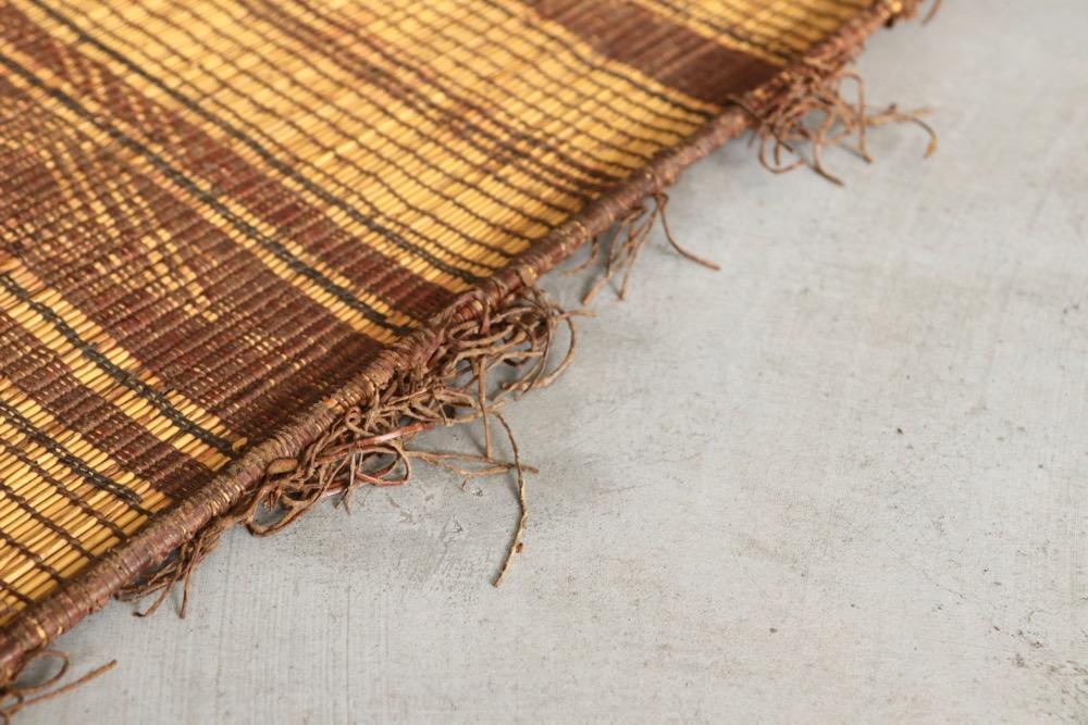 """African Crafts (アフリカ工芸品) """"サハラマット - 011"""""""