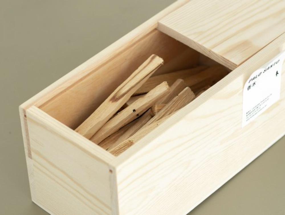 """[再入荷]Landscape products(ランドスケープ プロダクツ) """"WHOLE TREE -PALO SANTO / PALO SANTO VOLUME BOX / PALO SANTO PLATE -"""""""
