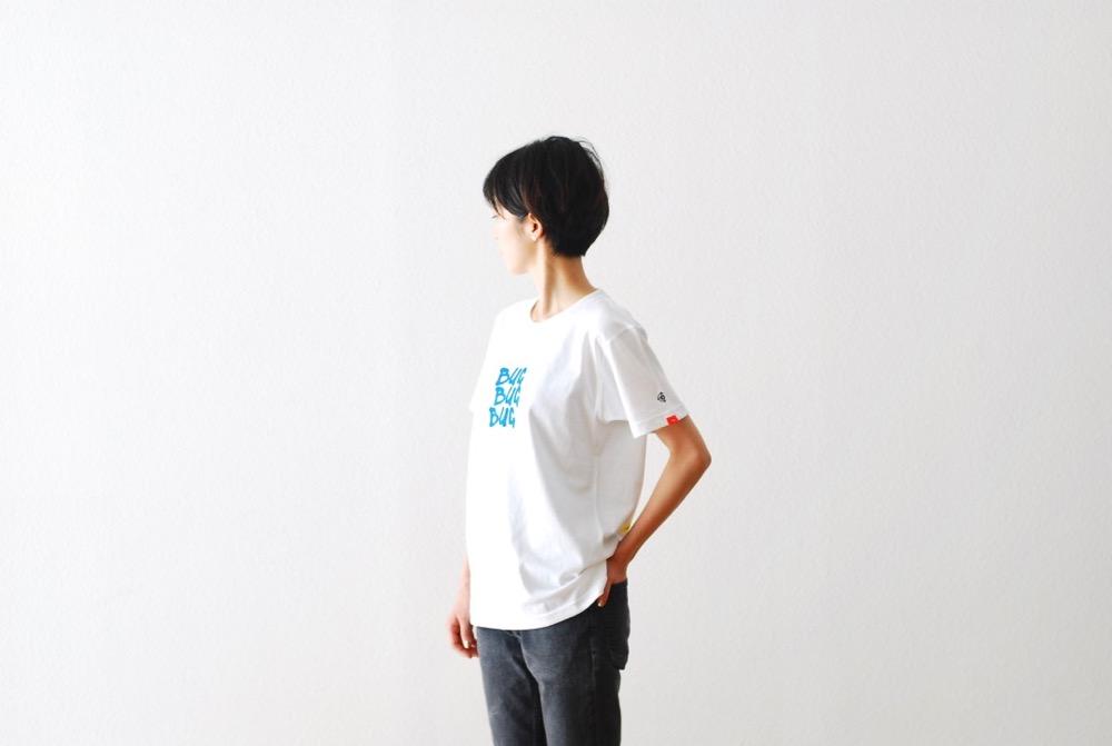 "itten. × KOSUKE KAWAMURA (イッテン× 河村康輔) ""S/S Tee 004"""