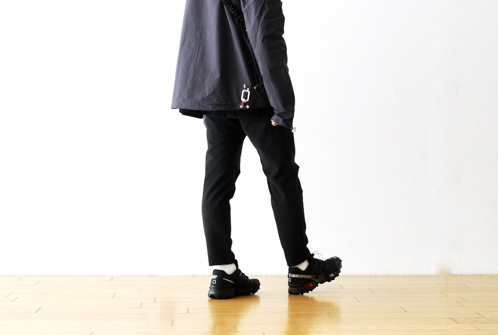 "South2 West8 (サウスツー ウェストエイト) ""1P Cycle Pant - Pe/Pu Fleece"""