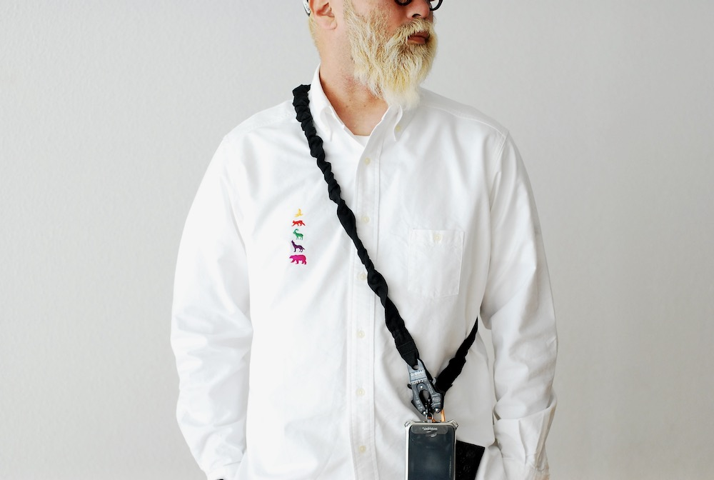 "[limited]FUTUR × MOUNTAIN RESEARCH (フューチャー × マウンテンリサーチ)""MR SHIRT"""