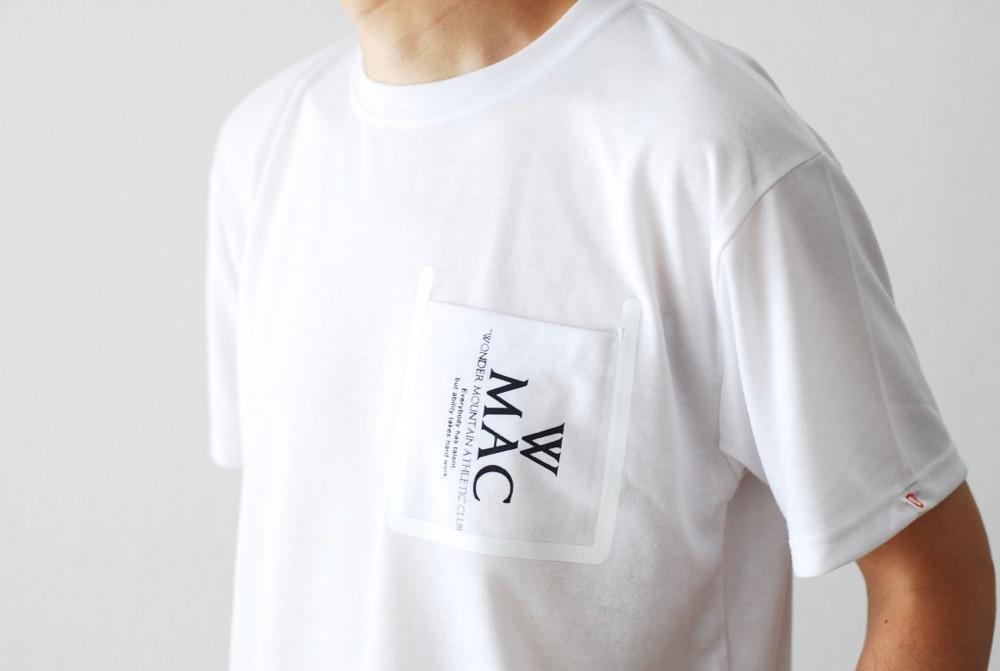 "WONDER MOUNTAIN ATHLETIC CLUB(ワンダーマウンテン アスレチック クラブ) ""Training Top No.03"""