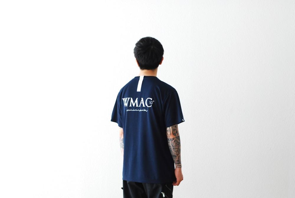"WONDER MOUNTAIN ATHLETIC CLUB(ワンダーマウンテン アスレチック クラブ) ""Training Top No.04"""