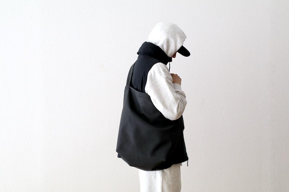 "【EXCLUSIVE / W.M 別注】yorozu(ヨロズ) ""W.M イロハタスキショルダー"""